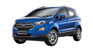 New Ford EcoSport 2021